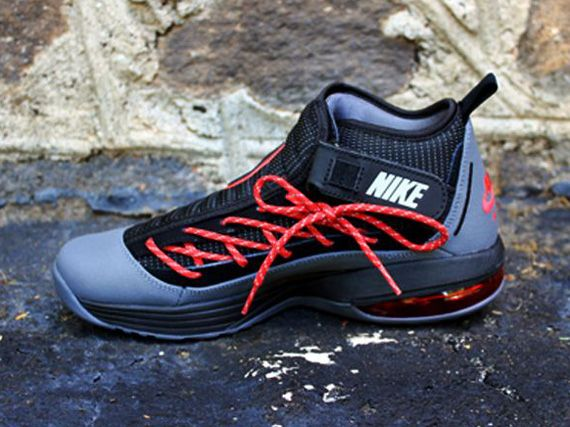 a61f413caa83 Nike Air Max Shake Evolve - Black - Dark Grey - Varsity Red ...