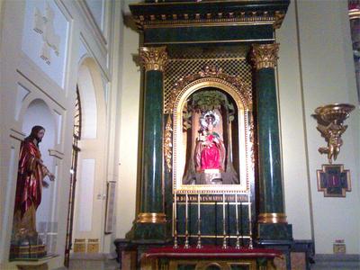 Nuestra Señora De Valvanera Madrid Capilla Enterramiento Iglesia