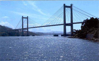 Vigo Pontevedra Galicia Sitios Para Visitar Puentes Paisajes