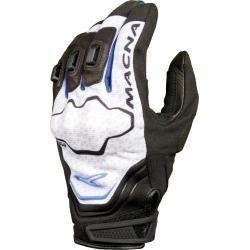 Photo of Macna Assault Handschuhe Schwarz Weiss Blau S Macna