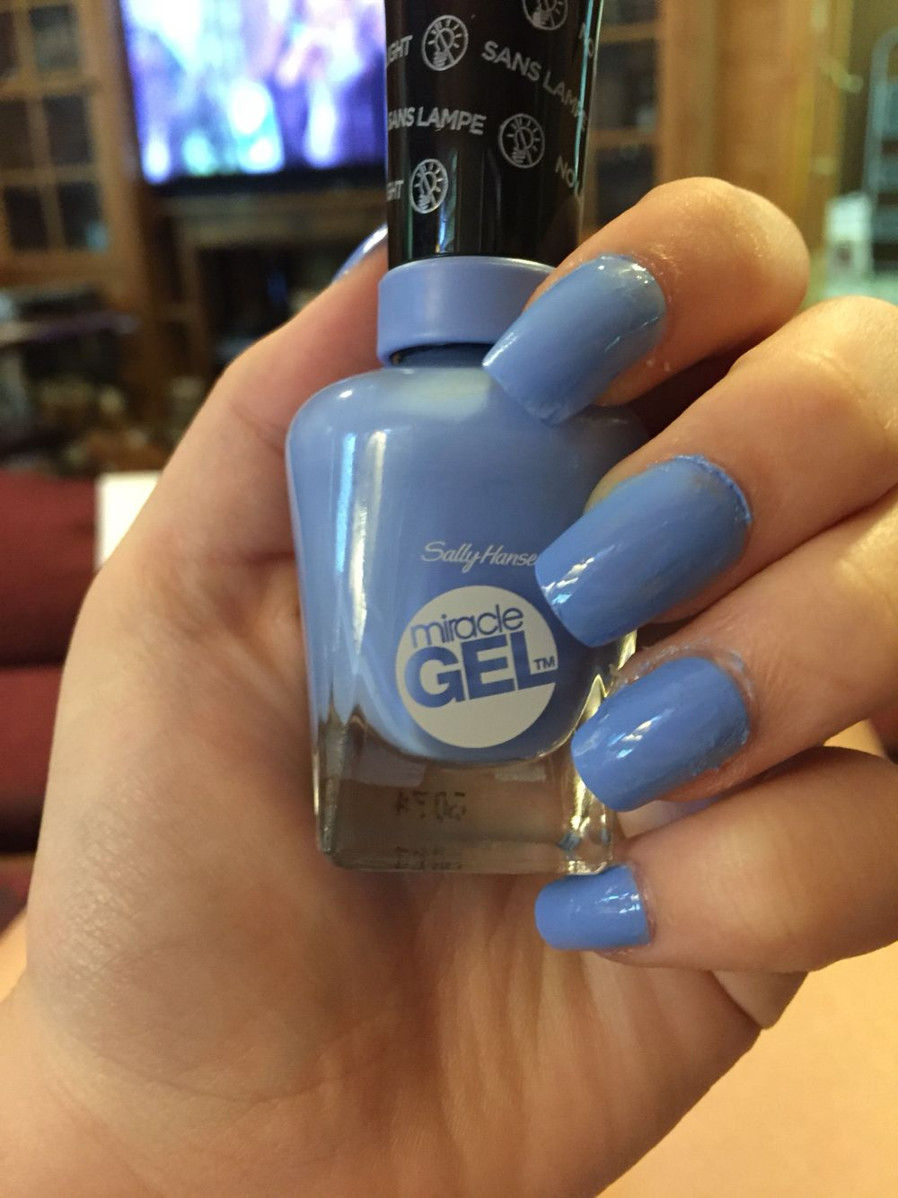 Sally Hansen-Miracle GEL in the color-Sugar Fix-#639 | I will go buy ...