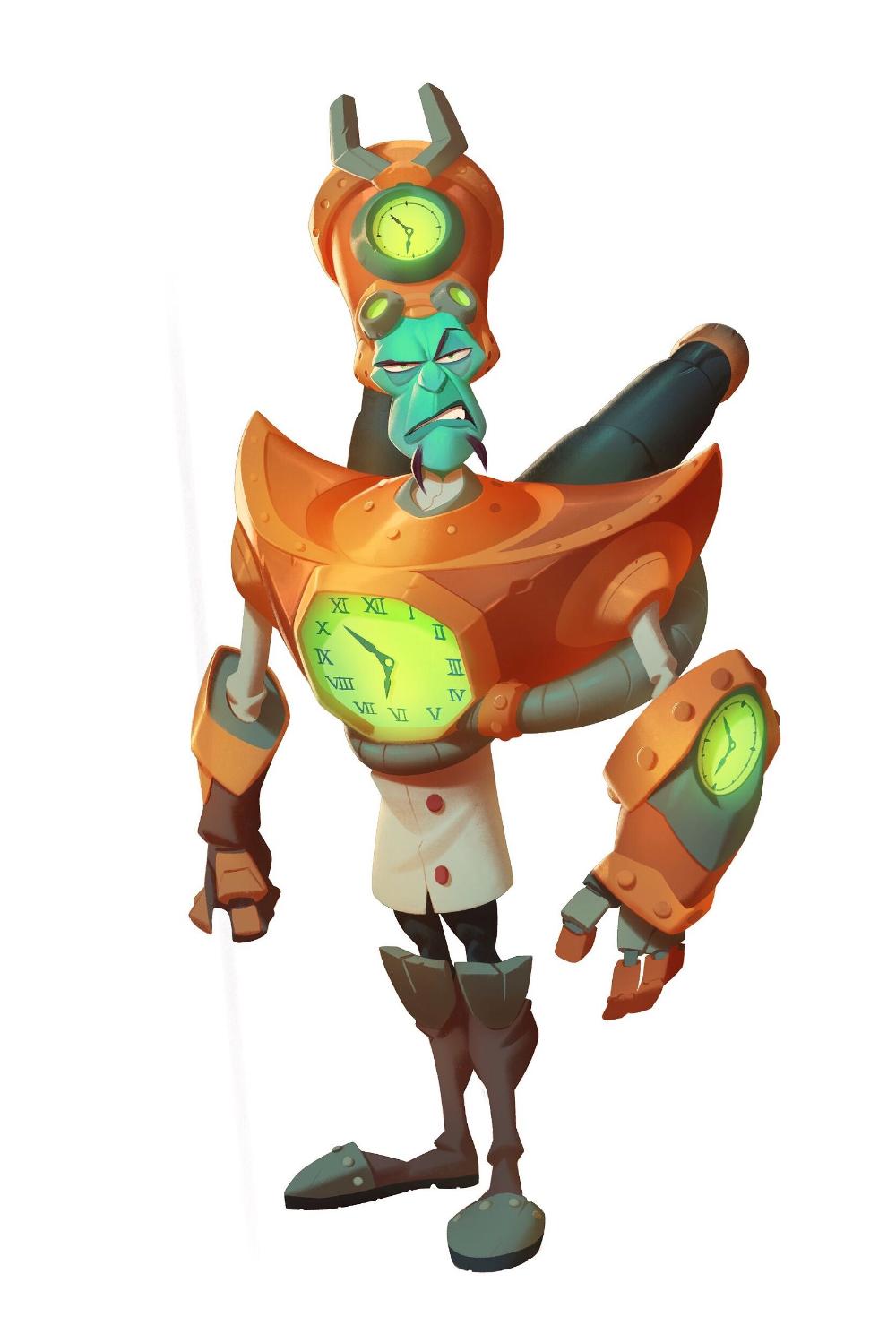 Artstation Crash Bandicoot 4 Villains First Look Nicholas Kole Crash Bandicoot Characters Crash Bandicoot Bandicoot