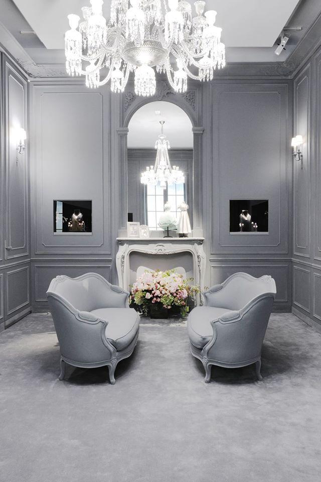 Dior at the 2014 Biennale des Antiquaires Grand Palais