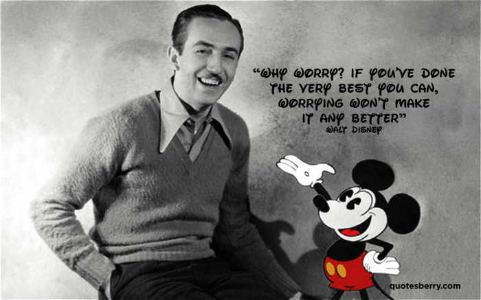 Walt Disney Quotes About Life Impressive Anniversary Walt Disney Quotesquotesgram  Words To Inspire