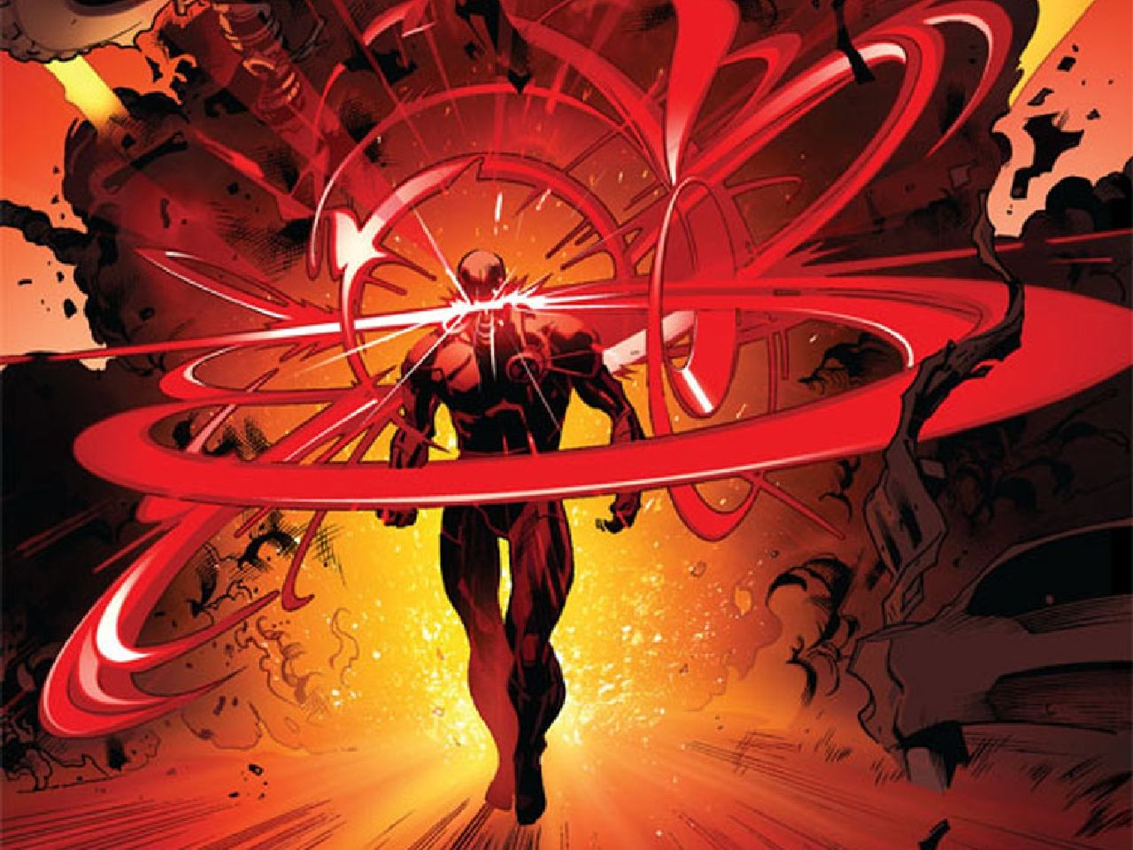 Image For Free Marvel Cyclops Anime Hd Wallpaper X Men Pinterest
