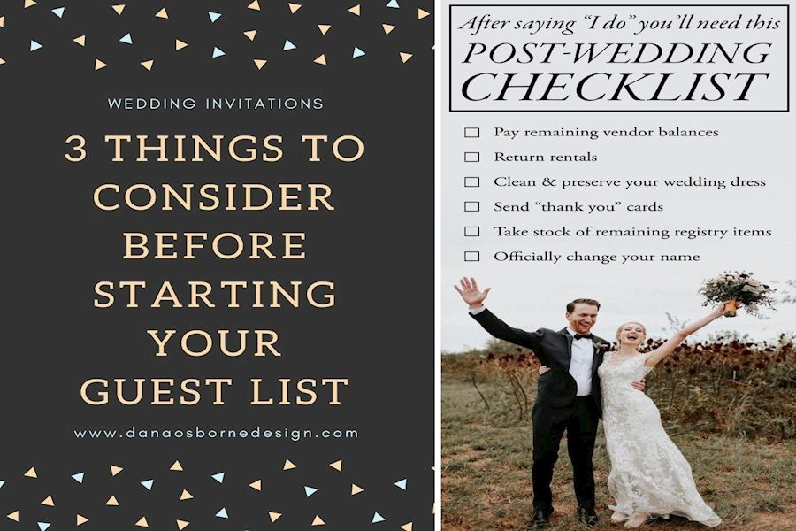 Special Wedding Ideas To Do List Planning A By