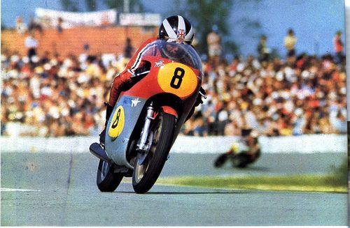Auto und Motorrad: Phil Read 500 MV