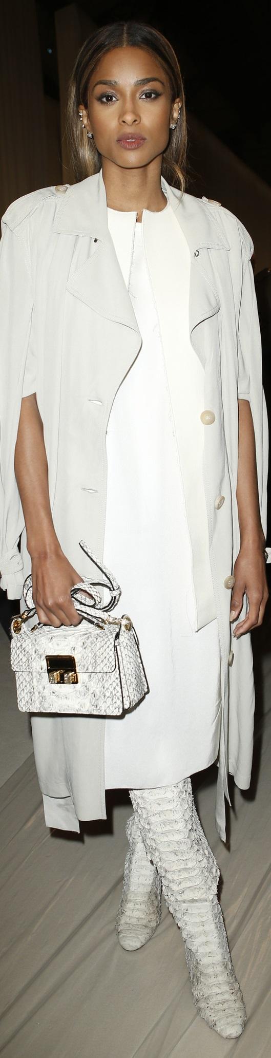 Ciara - Lavin Fashion Show #PFW