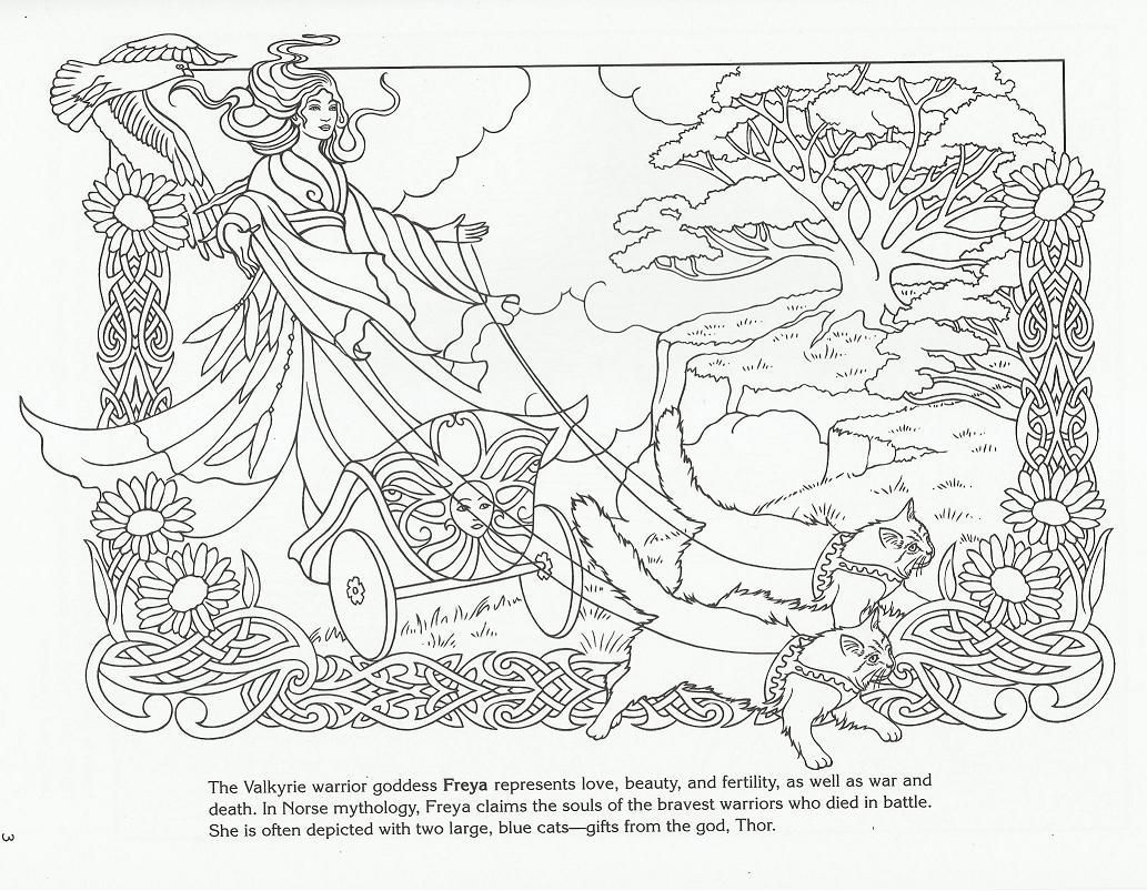 Pin Van Barbe Mckittrick Op Coloring Pages Kleurplaten Illustraties Volwassen