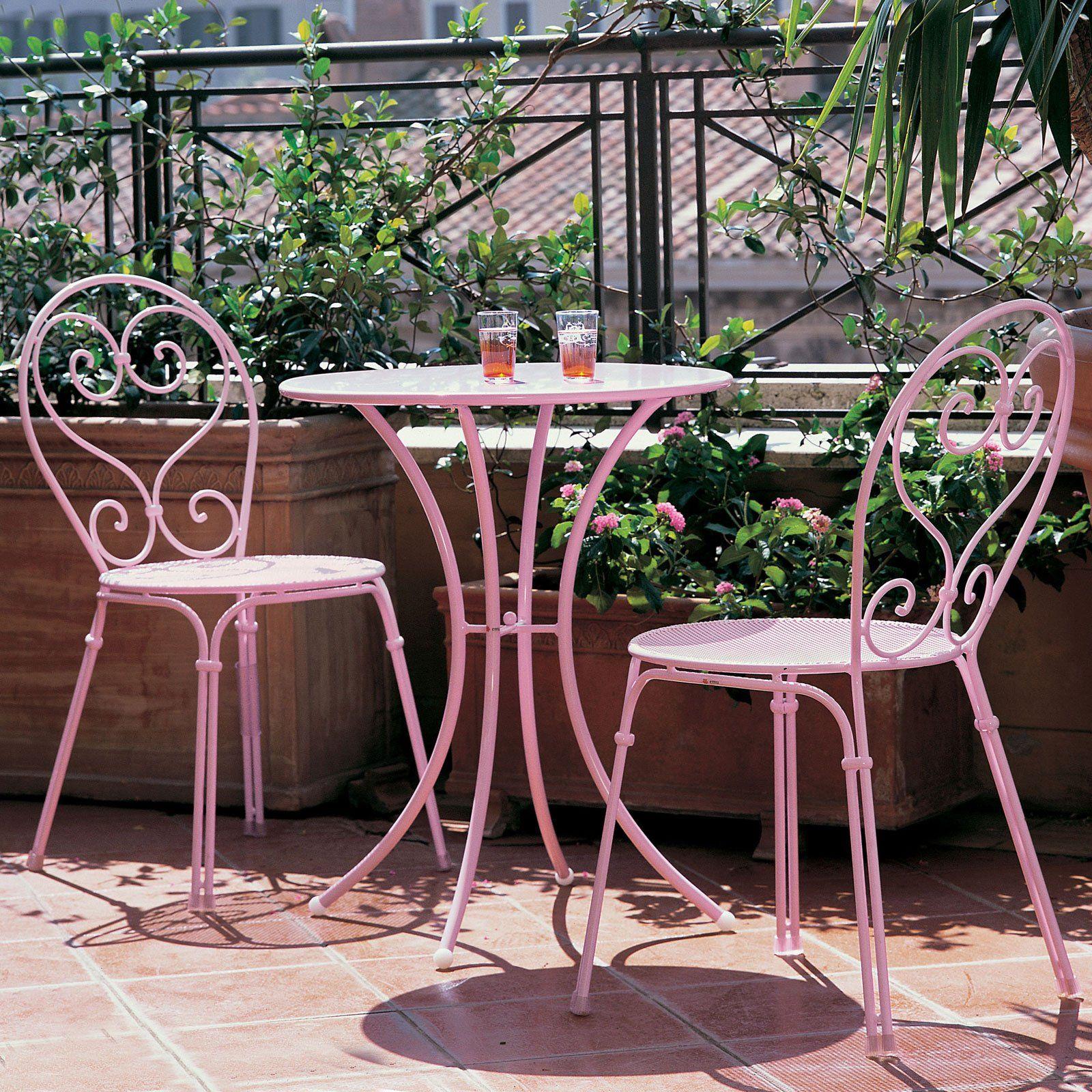 Emu Pigalle Bistro Set Bistro Set Bistro Patio Set Garden Chairs