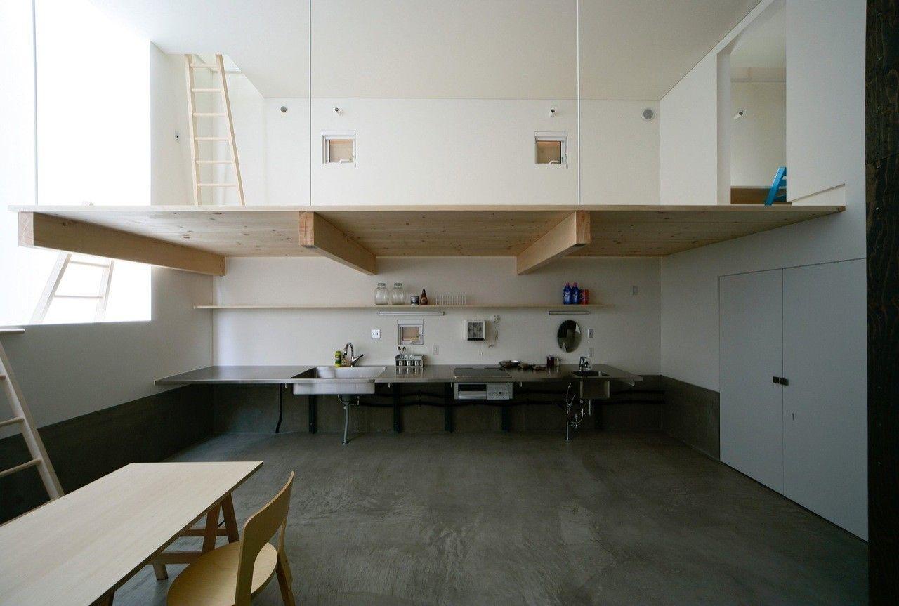 Rectangle Of Light Jun Igarashi Architects Architects Minimal