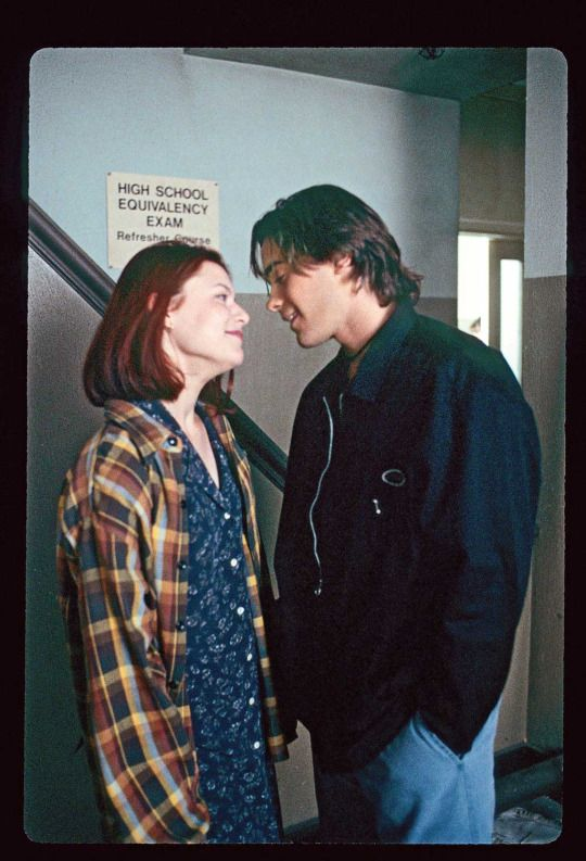 Claire Danes & Jared Leto in My So-Called Life (1994-95).