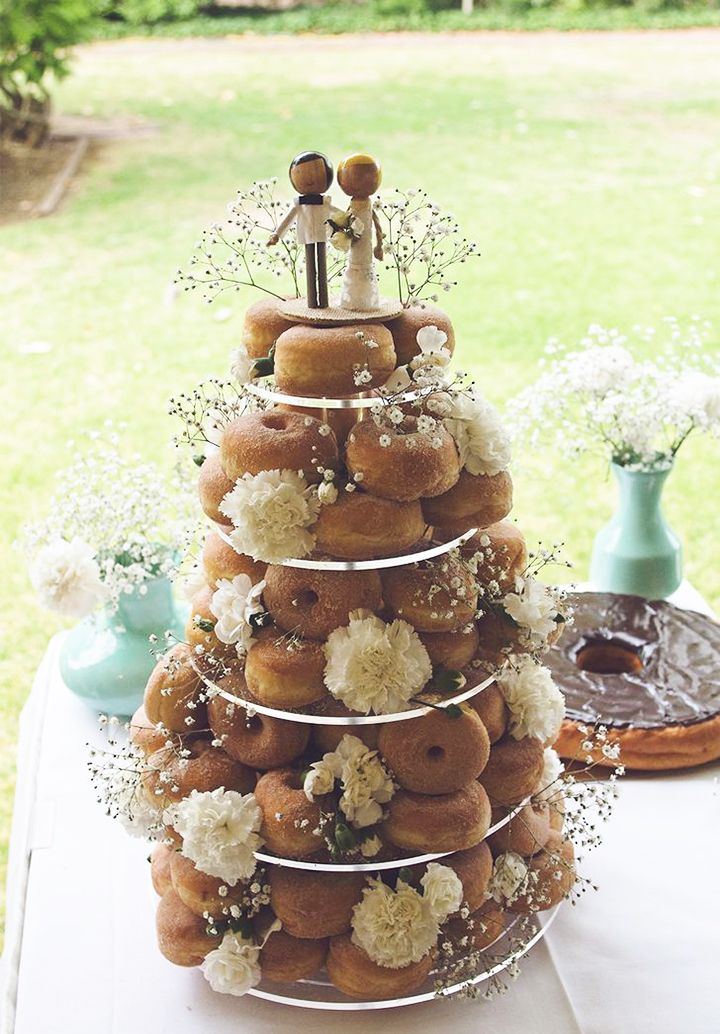 Alternatives to a Traditional Wedding Cake That Your Guests Will