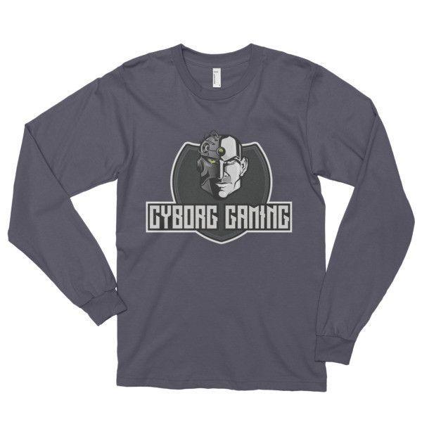 #CyboArmy Long sleeve t-shirt (unisex)