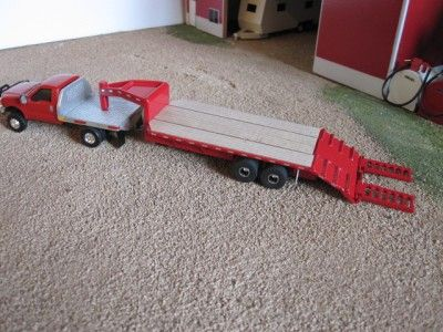 Ford Huntsville Al >> Custom 1/64 Scale Ford F-350 Truck with Gooseneck trailer ...