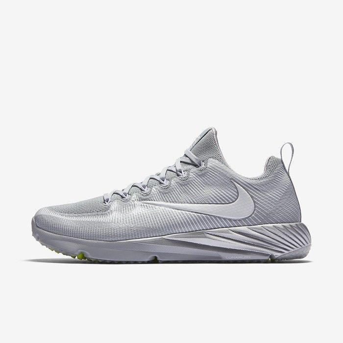 sports shoes 9bce8 53fdb NIKE VAPOR SPEED TURF Football Trainers MENS 14 Silver 833408 011 NEW  Nike   Football