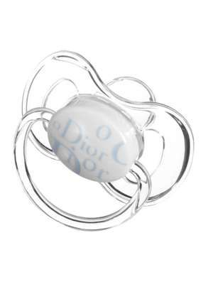Designer Baby Soothers - The Baby Dior Pacifier Sets is Made More for Moms than Toddlers