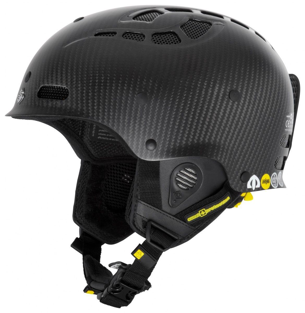 Grimnir Mips The Best Snowboard Ski Helmet Ever And It S Carbon