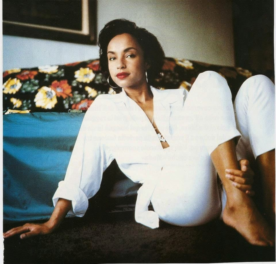 Sade! Beautiful photos of her! Great blog post! | Style in