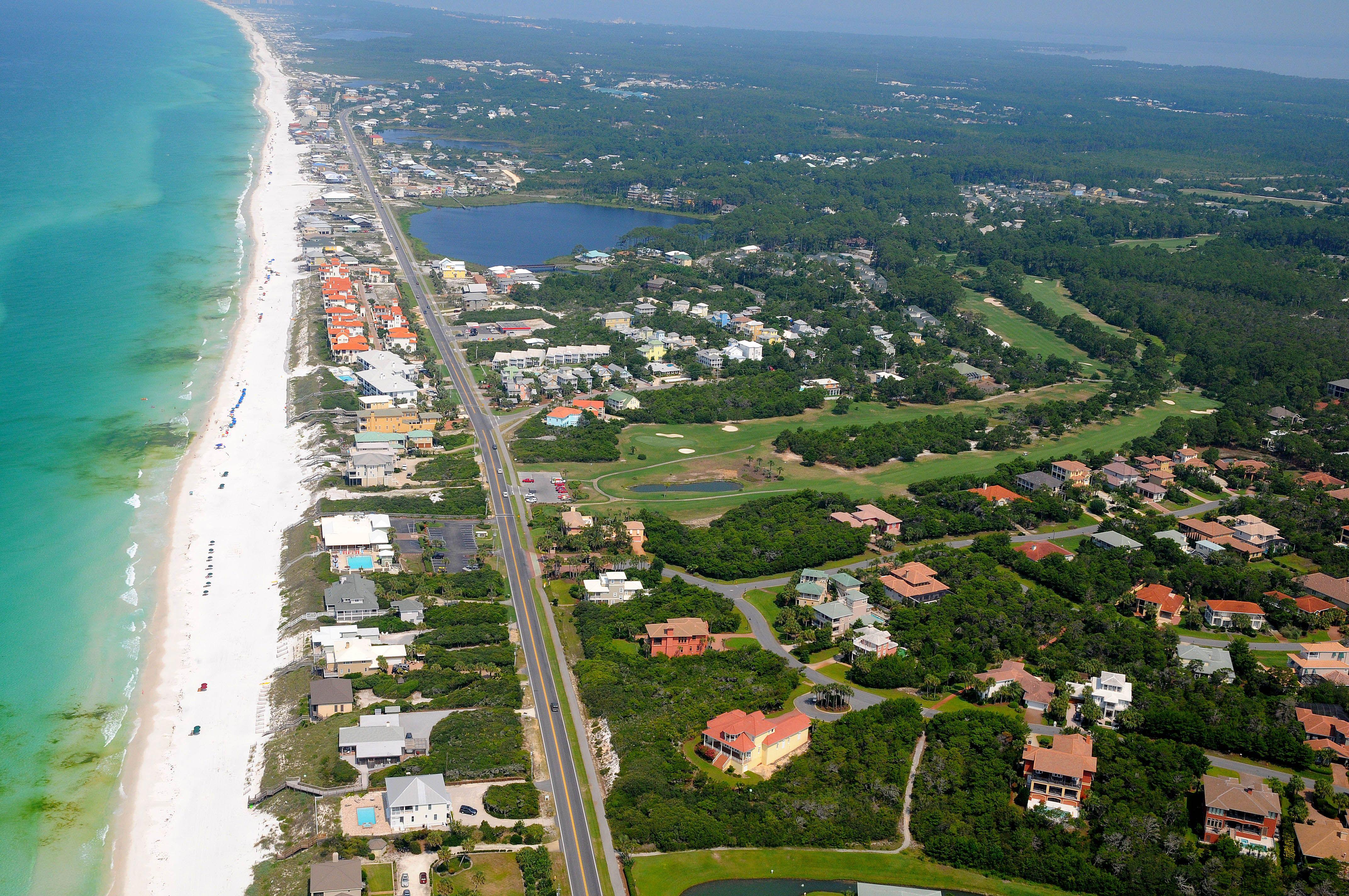 "Santa Rosa Golf & Beach Club boasts eighteen holes of ""The ..."