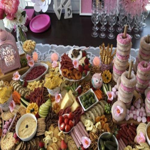 Diy Wedding Food: Top Ten Grazing Table To Groom Your Event