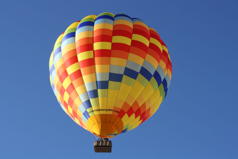 Albuquerque Sunrise Balloon Ride Balloon rides, Hot air