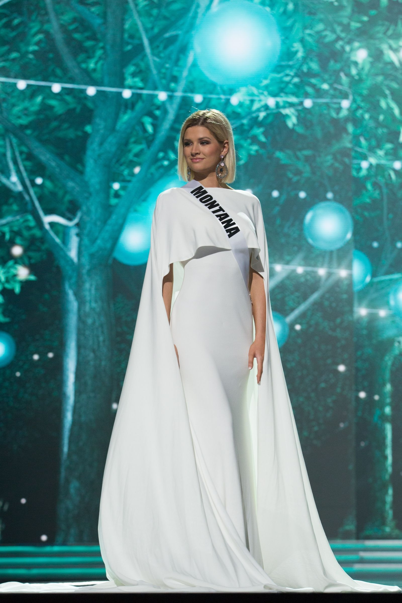 See All 51 Miss USA Contestants In Their G-L-A-M-OROUS Evening Gowns ...