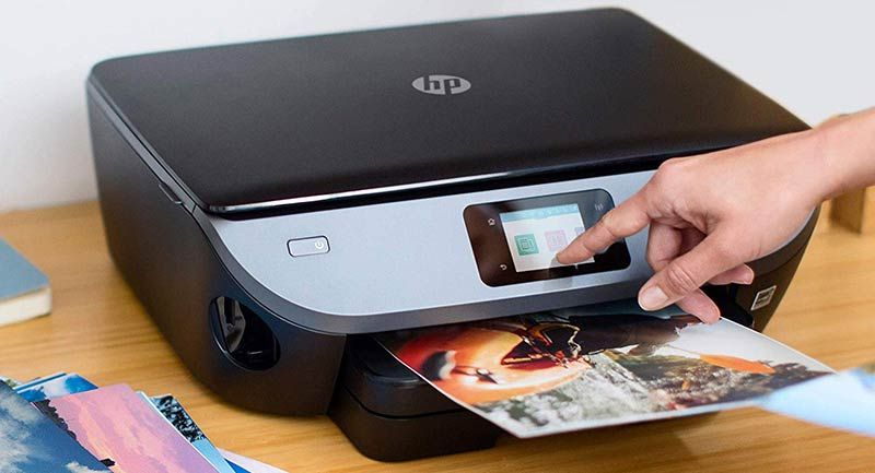 The Envy 7155 Is Hp S Newest Inkjet Photo Printer For Home Use Hp Printer Photo Photo Printer Hp News Envy