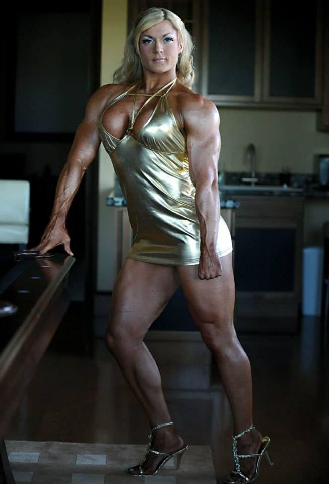 Lisa cross wrestlers muscular women muscle girls women - Lisa cross fbb ...