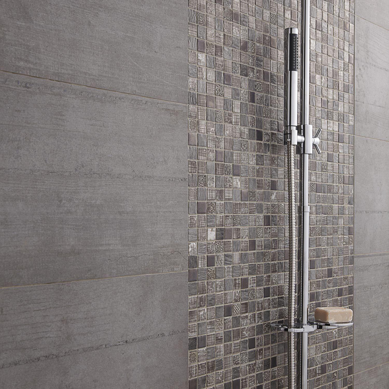 12++ Salle de bain italienne mosaique trends