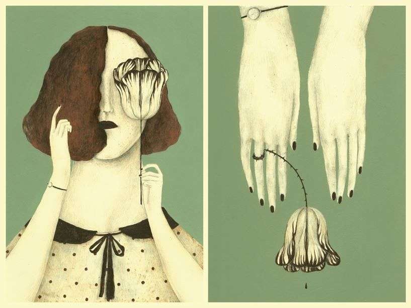 Monica Barenco l Illustration l http://nikillustrazioni.blogspot.it