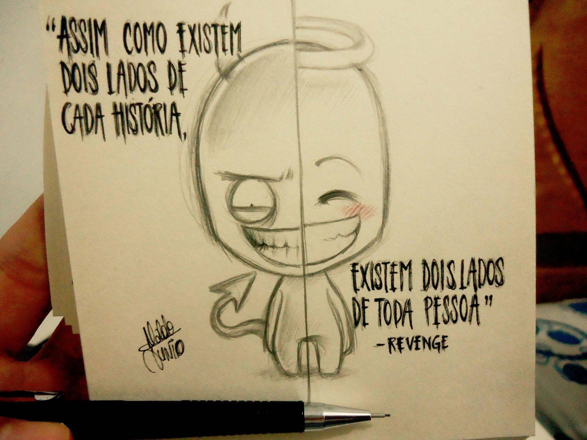 Desenhos Tristes De Amor Com Frases: Pin By °·fucking Cute·° On Desenhos De Um Garoto Solitário