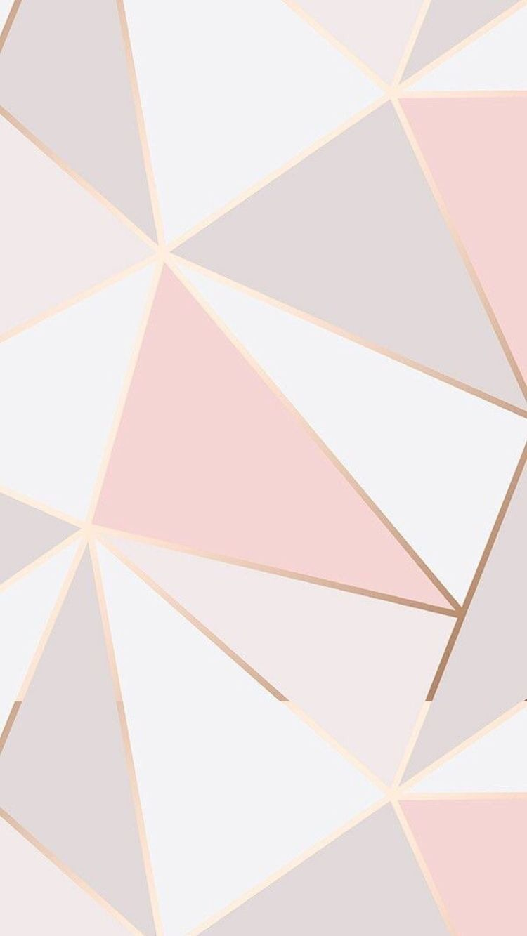 Iphone And Android Wallpapers Pastel Rose Colored Wallpaper For Iphone And Android Rose Gold Wallpaper Colorful Wallpaper Gold Wallpaper