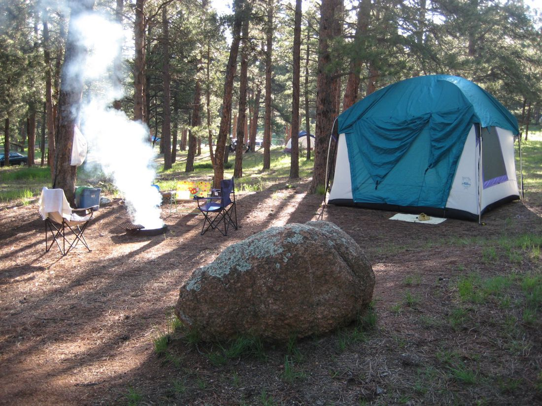 Top Campgrounds In The Denver Area   Spring camping ...