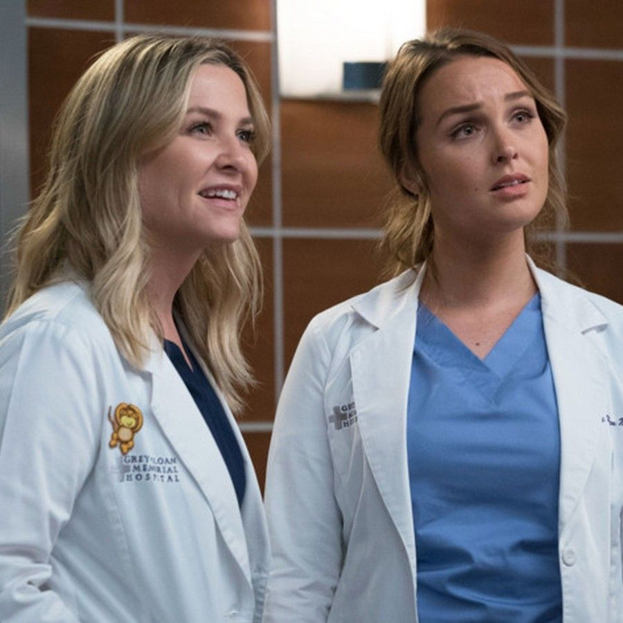 Download HD Grey\'s Anatomy Season 14 Episode 14 : Games People Play ...