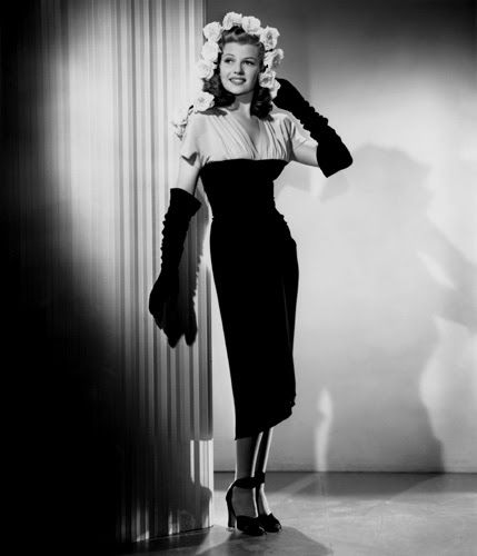 Vintage Glamour Girls: Rita Hayworth