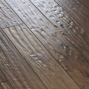 Homerwood Amish HandScraped Black Walnut Hardwood Flooring - Black walnut hardwood flooring