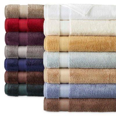 Buy Royal Velvet Luxury Egyptian Cotton Loops Bath Towels At