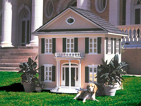 The World S 7 Most Expensive Dog Houses Shocking Dog Mansion