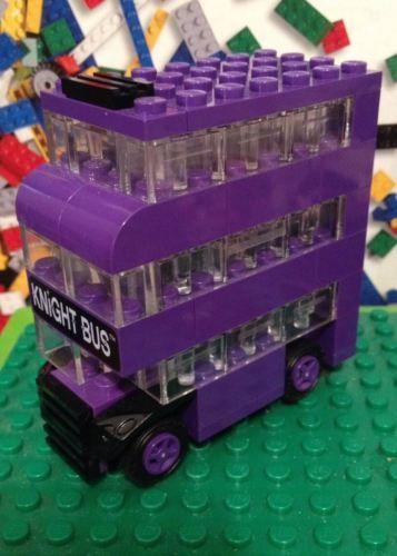 Lego Harry Potter Mini Knight Bus 4695 Legos I Have Pinterest