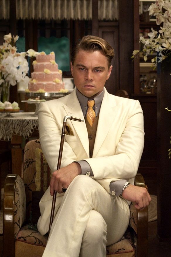 The Great Gatsby - Leonardo Dicaprio// admit it, this ...