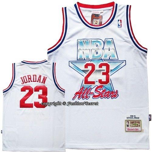official photos 2028d 837a7 NBA Mitchell & Ness ALL STAR 1992-1993 MICHAEL JORDAN #23 ...