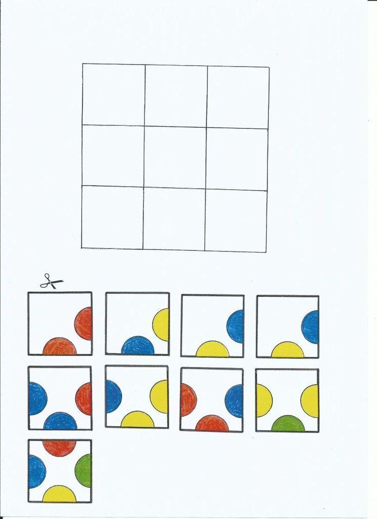 Puzzleubung3 Actividadesparaninos Educaciondeninos Educacio Atividades De Percepcao Visual Atividades De Aprendizagem Para Criancas Atividades Para Idosos