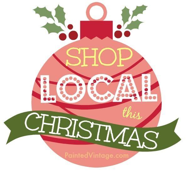 Shop Local This Christmas Shop Local Christmas Shop Local Quotes Christmas Shop Window