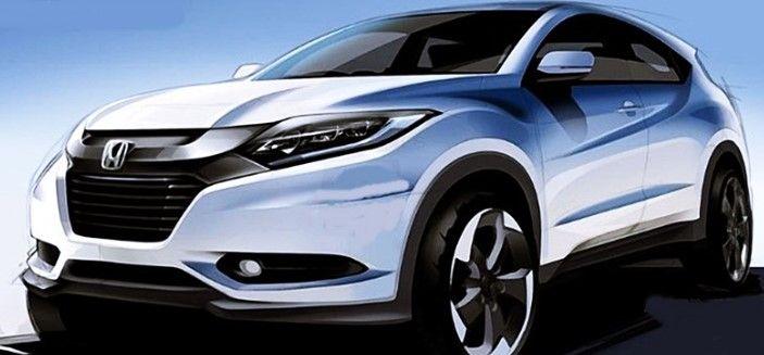 Mg注册送38体验金 Mg游戏注册自动送38 Honda Hrv Concept Car Design Car Design