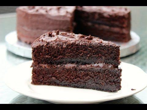 The Best Chocolate Cake - Hot Chocolate Hits