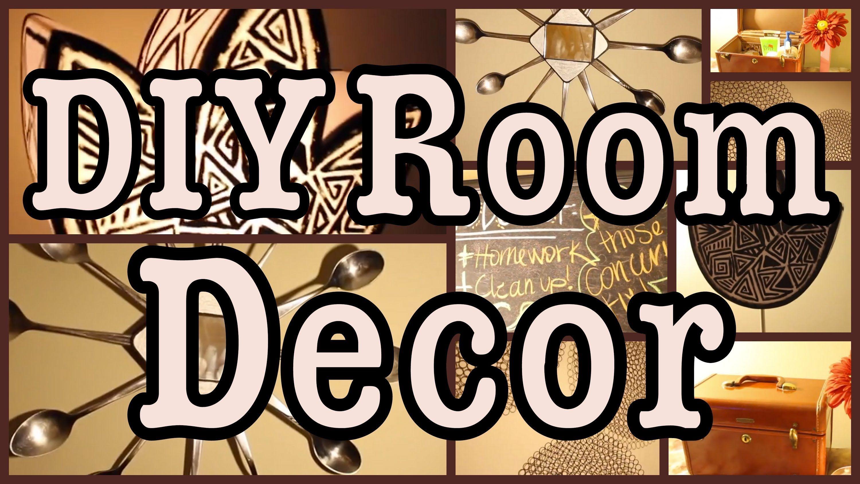 Smalllivingroom Diy Room Decor Decorating Ideas All From The Thrift Store Livingroom Diy