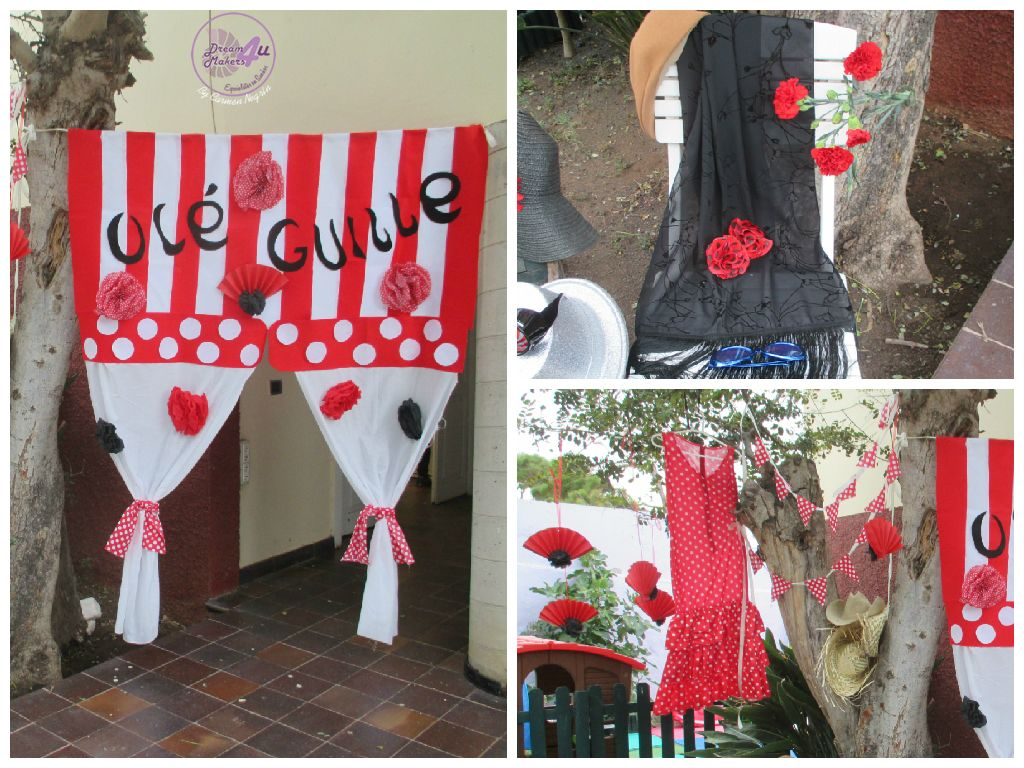Photocall rociero cumple ferial pinterest flamenco for Decoracion de photocall