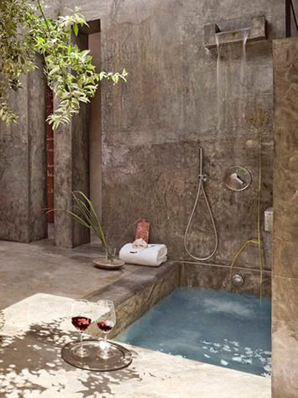 17 duchas al aire libre deco ducha de jard n duchas