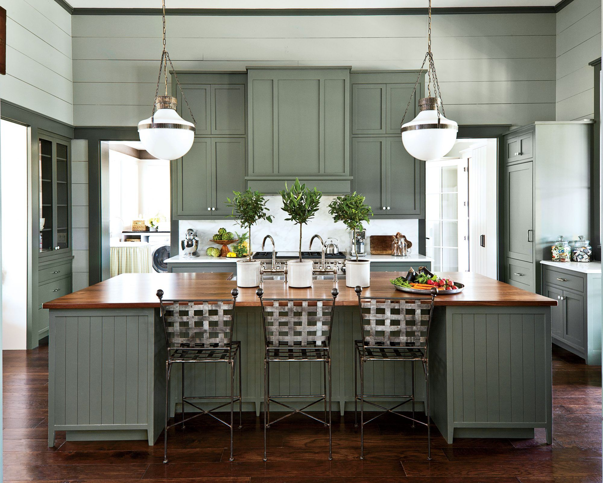 7 Paint Colors We're Loving for Kitchen in 2020